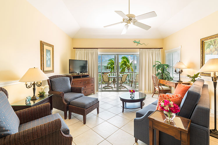 2 bedroom suite Royal West Indies Accommodation, Turks and Caicos